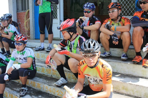 Yulao Village and Police Station are important stops for cyclists who visit the area from Hsinchu City. It is an impressive accomplishment to make it this far.